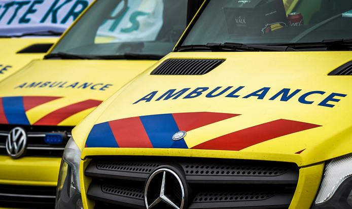 Op de A58 bij Breda zijn in beide richtingen ongelukken gebeurd.