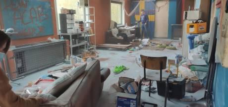 """Inbraak en vandalisme bij KSA Kriko: """"Hier hebben we nog dagen opkuiswerk aan"""""""