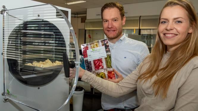 Jonge ondernemers maken maaltijdvervangers in suikerlab: 'Een gezonde oplossing'