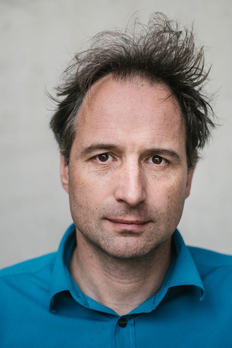 Expert voedingswetenschappen Christophe Matthys (KULeuven). Beeld Wouter Van Vooren