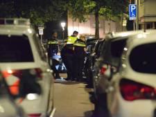 Politie lost waarschuwingsschot bij aanhouding in Teijlerstraat
