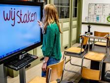 Wel of niet staken: bijna alle basisscholen in Land van Cuijk en Gennep dicht