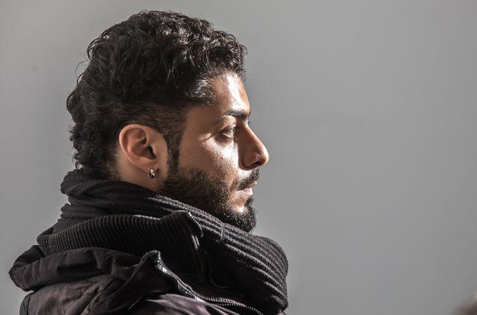 Vluchteling Van Vuuren, die klokkenluider wil zijn voor misstanden binnen het COA.