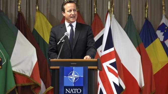 """Cameron: """"Britse straten kunnen ten prooi vallen aan IS"""""""