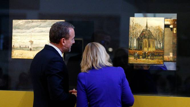 Gestolen Van Goghs terug in Amsterdam