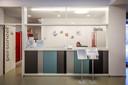 In sporthal Daverlo zal een vaccinatiecentrum geopend worden.