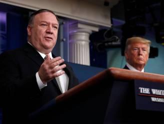 Buitenlandminister VS annuleert laatste buitenlandse reis en meeting met Wilmès