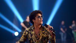 Bruno Mars aangeklaagd door fotograaf