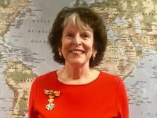Koninklijke onderscheiding voor Teresa Fogelberg uit Overasselt