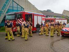 Oirschotse militairen en brandweer uit regio Helmond verlenen bijstand in Limburg