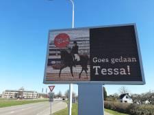 'Goes gedaan Tessa' valt goed, maar krijgt geen vervolg