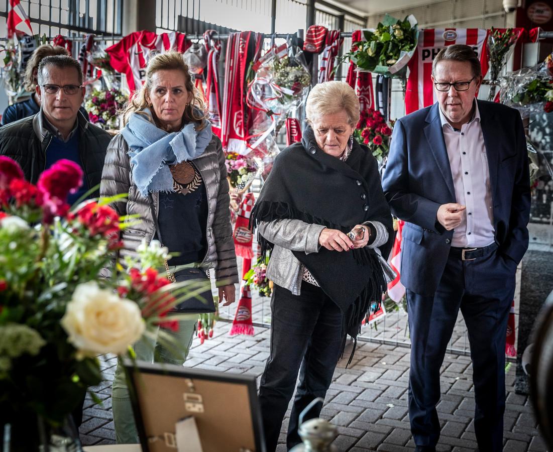 De familie van Willy van der Kuijlen.