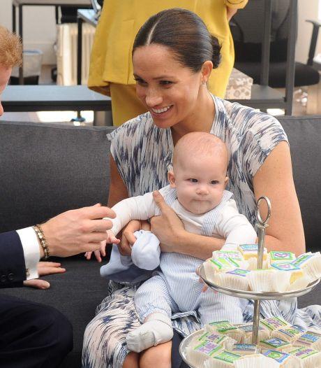 Harry et Meghan parents d'une petite fille