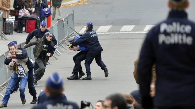 Brusselse agenten gaan gebukt onder agressie