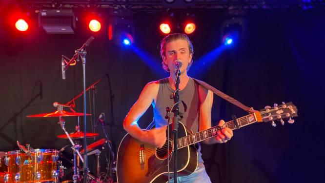 Lokaal rocktalent trapt Klub K op gang