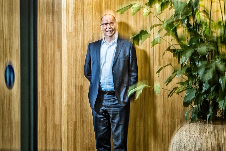 Marc Leemans: 'In de industrie is de bereidheid om te staken is zeer groot. Het overheersende gevoel is: 'Wij houden de economie recht en we worden daar niet voor gewaardeerd.'' Beeld Tim Dirven