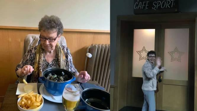 """Afscheid van Irise Vanderwegen (85): """"Iedereen zal 'Bommeke' missen. Ik zal haar wel honderd keer op een dag missen"""""""