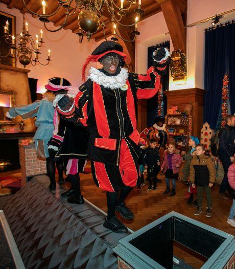 Stormloop op kaartjes Kasteel van Sinterklaas Helmond, ook nu de loting drie dagen duurt