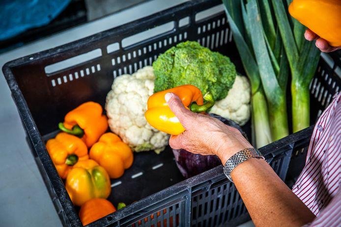 Voedselbanken hebben altijd behoefte aan meer groente, fruit en zuivel voor hun klanten. Voedselbank Neder-Veluwe en omstreken heeft daar nu iets op gevonden. Foto ter illustratie.