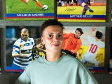 Deze Ajax-speelster was in de jeugd van FC Abcoude teamgenoot van Matthijs de Ligt