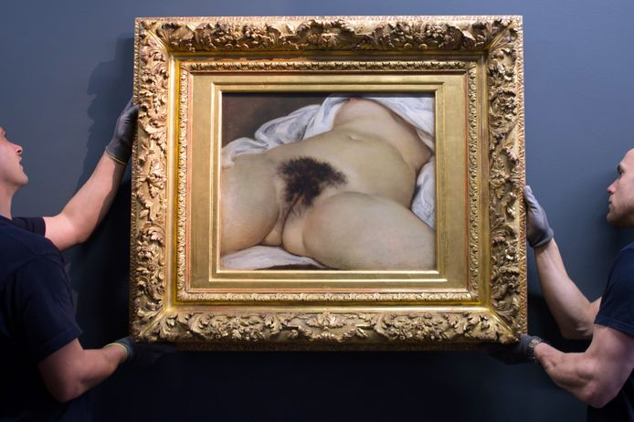 L'Origine du monde de Courbet