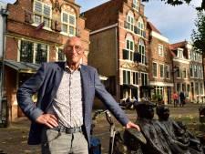 Enkele weken na hartinfarct loopt wethouder Kok alweer door Oudewater