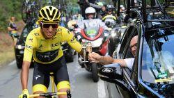 In 2014 had hij geen geld om WK mountainbike te rijden, nu wint hij de Tour: Bernal bevrijdt Colombia