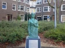 'Bonnenkoningin' Jacoba van Tongeren heeft standbeeld in De Baarsjes