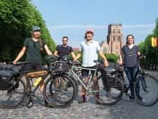 Nieuwe Waterlinieroute is een fietscadeautje voor Geertruidenberg