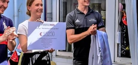 Ruim 55.000 euro voor Marikenhuis Nijmegen