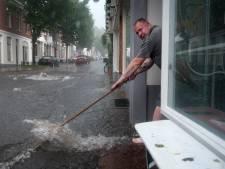 Overstromingsgevaar voor 1 op de 3 in Arnhem bij heftige wolkbreuk