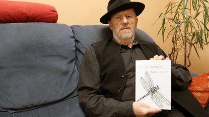 """Blinde Julius (70) schrijft debuutroman: """"Op mijn 17de wist ik al dat ik ooit een boek zou schrijven"""""""