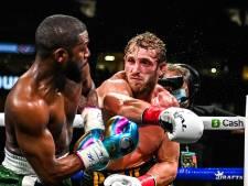 Bokscoach Luiz Dorea: 'Logan Paul speelt verstoppertje en is bang om knock-out te gaan'