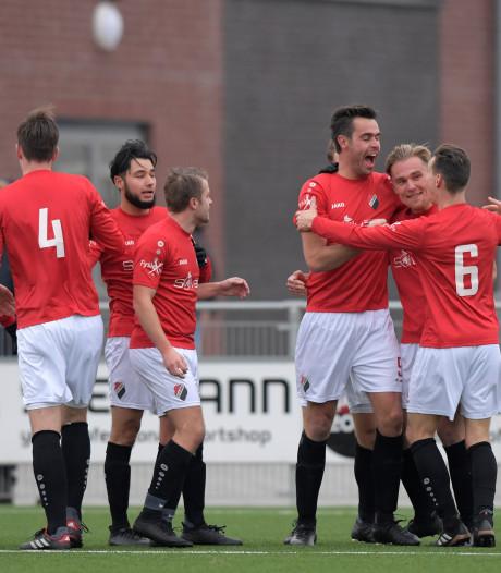 Galavoorstelling Nivo Sparta verpest door drie afgekeurde doelpunten