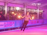 Vuur en ijs bij opening Raalte on Ice