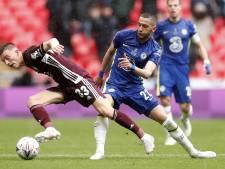 Engelse media snoeihard voor Ziyech na FA Cup-finale: 'Te traag en niet sterk genoeg'