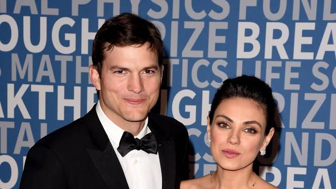 Mila Kunis produceert comedy met man Ashton Kutcher in hoofdrol