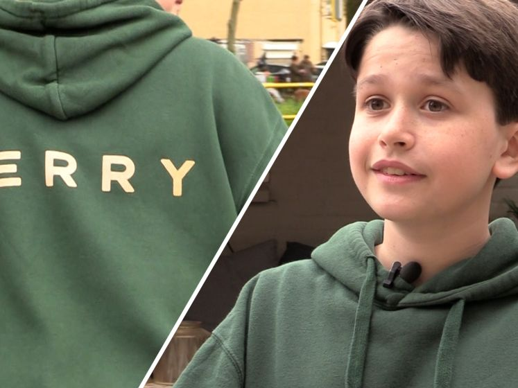 Mika (11) speelt jonge Ferry Bouwman in Undercover-film: 'Hij is mijn idool'