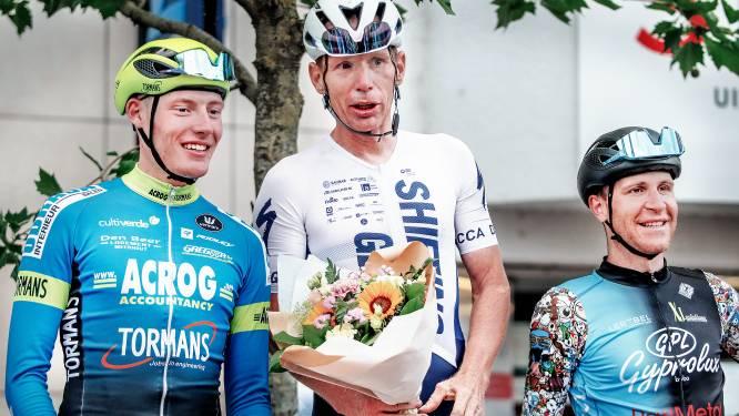 """Mario Willems (48!) wint twee koersen in drie dagen: """"Op mijn leeftijd voelt dat een beetje vreemd aan"""""""