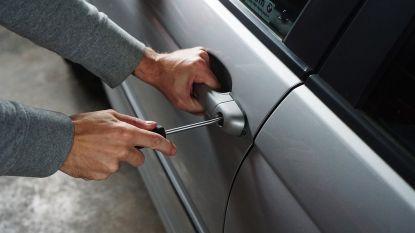 35 auto's niet slotvast bij controle door politie