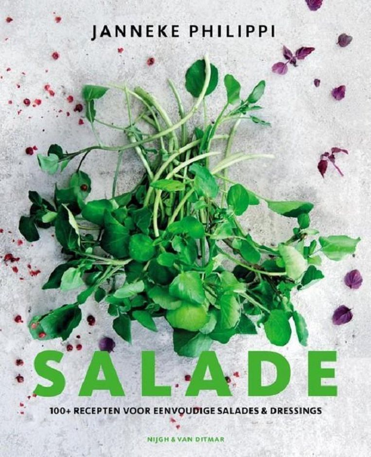 Salade, Janneke Philippi, Nijgh Cuisine. €24,99 Beeld