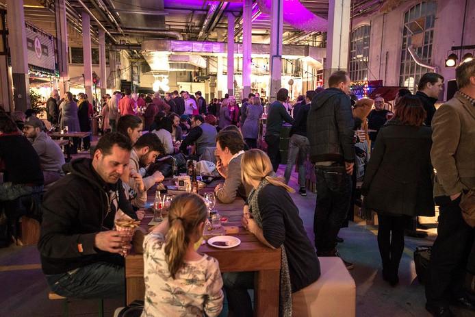 Foodhall 88. Foto Jan van Eijndhoven/BeeldWerkt