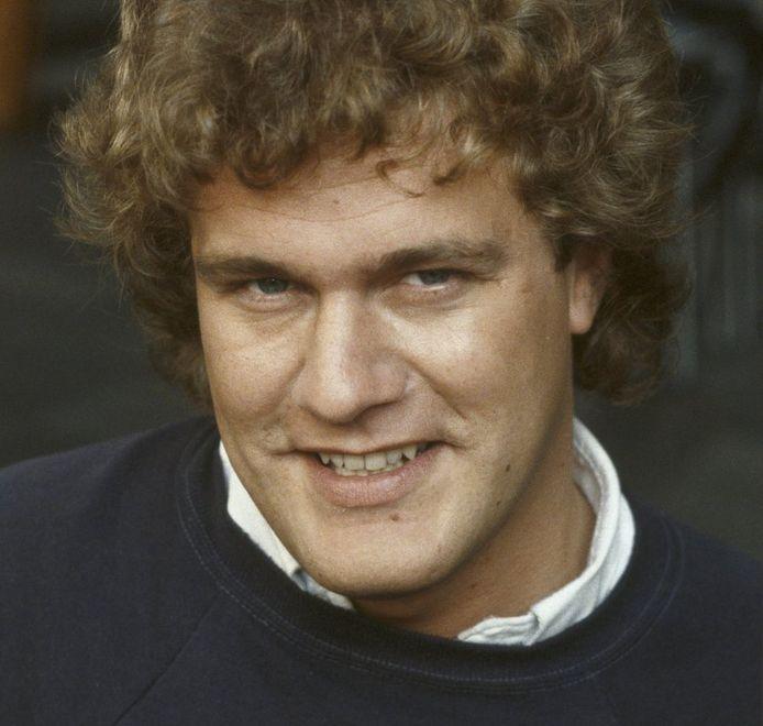 Jeroen Soer in 1985. © ANP
