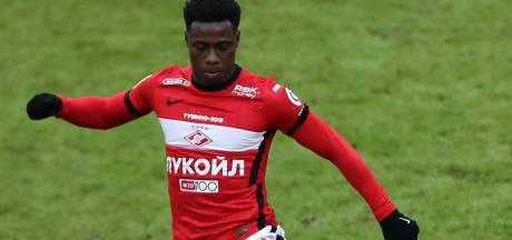 Promes scoort voor Spartak bij ruime zege op Krasnodar van Vilhena