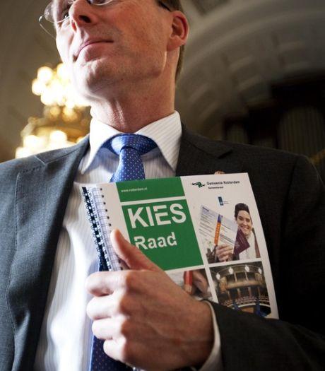 Rotterdamse wethouder Schrijer in problemen