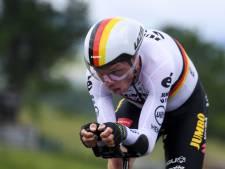 Tony Martin voor tiende keer Duits kampioen tijdrijden