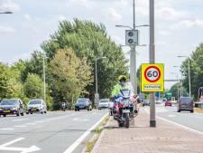 Flitspaal langs N201 bij Stichtse Vecht blijft een van de meest actieve van Nederland