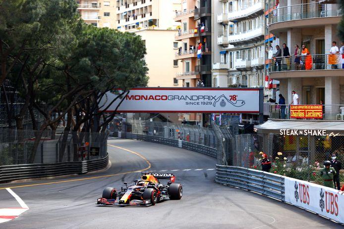 Coup double pour Max Verstappen à Monaco.