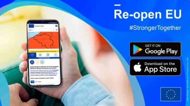 Nu beschikbaar: EU-app met overzicht van coronatoestand en geldende maatregelen in Europese landen
