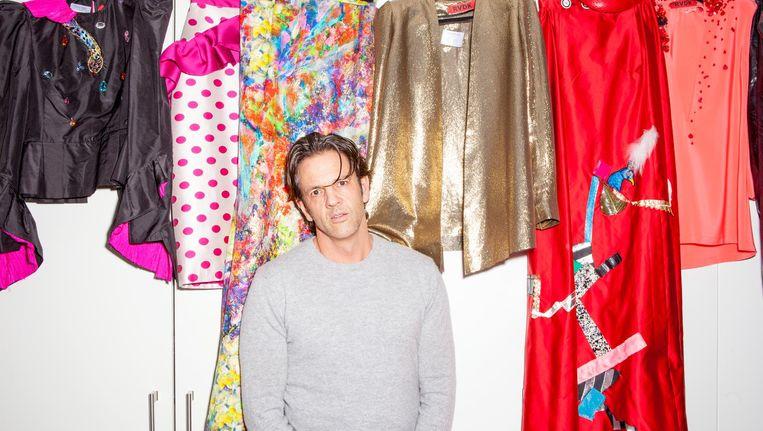 fa2320b9634 Deze mode-iconen vormden Modestipendium-winnaar Ronald van der Kemp ...